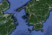 5月の心の旅、四国の西をぐるりと一回り、パワーをもらおう!